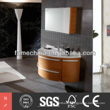 2013 Latest bathroom vanity design High Gloss bathroom vanity design FM-MD075