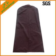 cubierta de traje no tejido en blanco de alta calidad