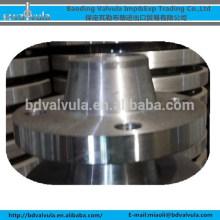 PN10/16 forged steel WN flange BS 4504 flange