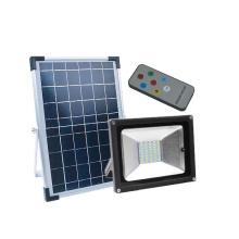 Projecteurs de sécurité alimentés par énergie solaire