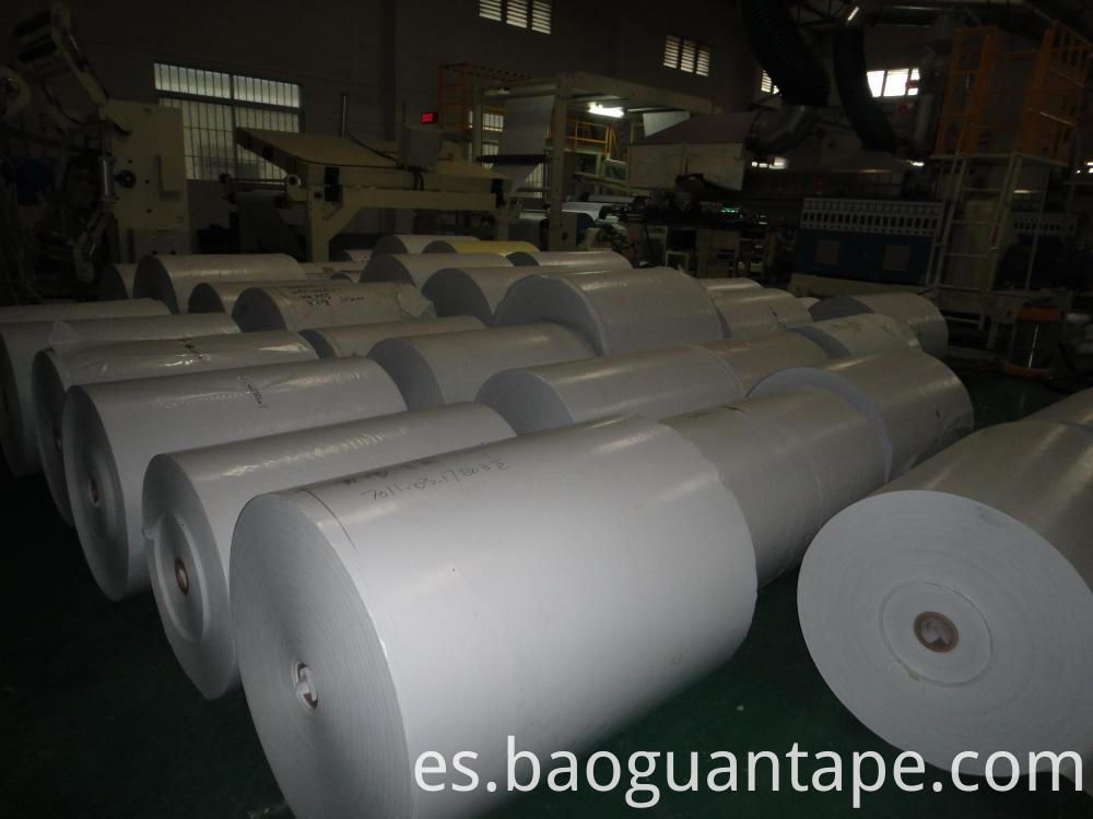 Double Side Pe Coated White Paper1