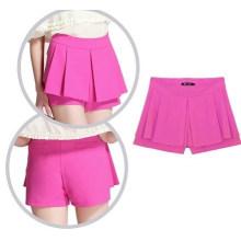 Neue Frauen Sommermode Rock Shorts (FS5810)