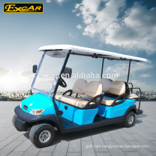 6 seat electric golf car alluminum chassis competitive price