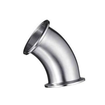 Curva de cotovelo de aço inoxidável de alta qualidade