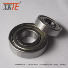 6308 ZZ C3 Bearing For Mine Idler