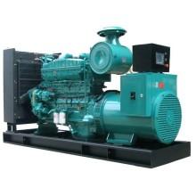marine generator set in silent open type