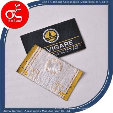 Etiquetas de ropa tejidas personalizadas / Etiqueta tejida