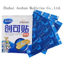 Vendajes de tela flexible Woundplast Hand-Aid