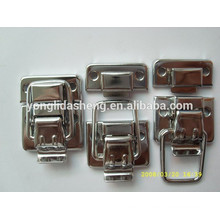 Making reasonable price different style metal locks for school bags