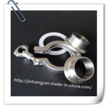 Collier de connexion rapide en acier inoxydable