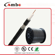 UL certification rg6 coaxial cable for cctv system