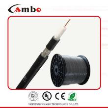 Изготовление кабеля RG 11 в Китае