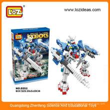 LOZ Kinder pädagogische Spielzeugroboter