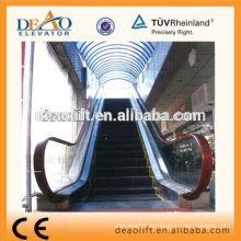 Seguridad y buena calidad Escalera mecánica