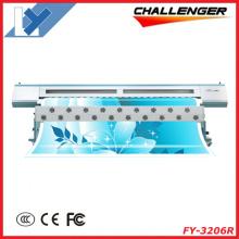 Large Format Solvent Printer Fy-3206r, 3.2m, Seiko Spt510 Printhead