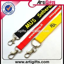 Cordón de poliéster de encargo barato promocional en venta