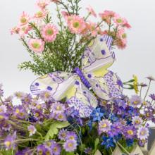 Поделка бабочка для детей