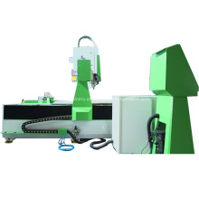 Máquina de gravação de lápide de mármore roteador CNC