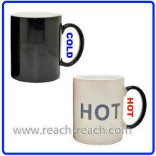 Ceramic Coffee Mug, Colour Change Mug (R-3061)