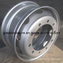 Steel Wheel Rim for Tubeless Tyre (22.5X7.50 22.5X8.25)