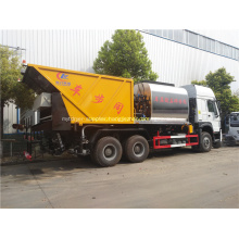 HOWO 6X4 Synchronous Chip Sealer Truck