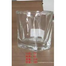 Alta qualidade copo de vidro fantasia conjuntos de copos Kb-hn07709