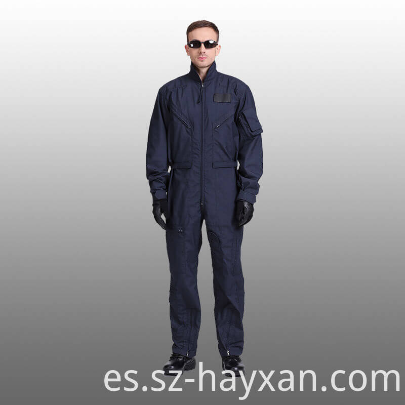 Pilot Aramid Fire Resistant Coverall