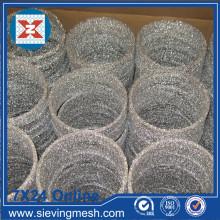 Malha de filtro de alumínio fino