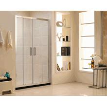C14 porta de chuveiro de chuveiro de parede com padrão australiano