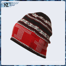 colorful 100% Cotton beanie hat in good quality