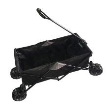 Carro de jardín plegable del carro de la carretilla del carro portátil