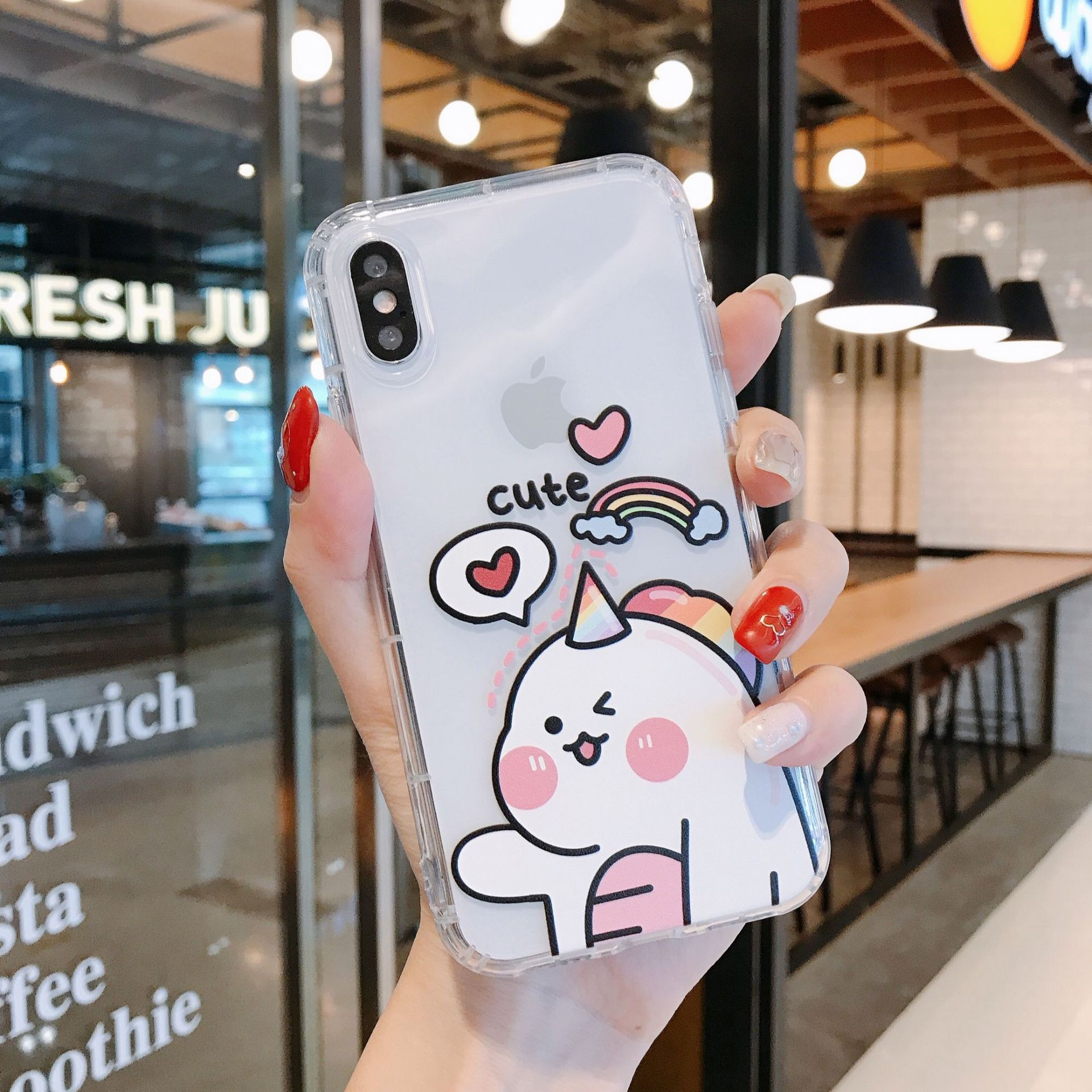 customized phone case production