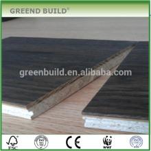 Oak hardwood fire resistant flooring/ Class B flame retardant floor