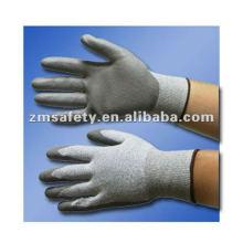 13Gauge Seamless Knit Impact Cut Resistant Glove ZMR411