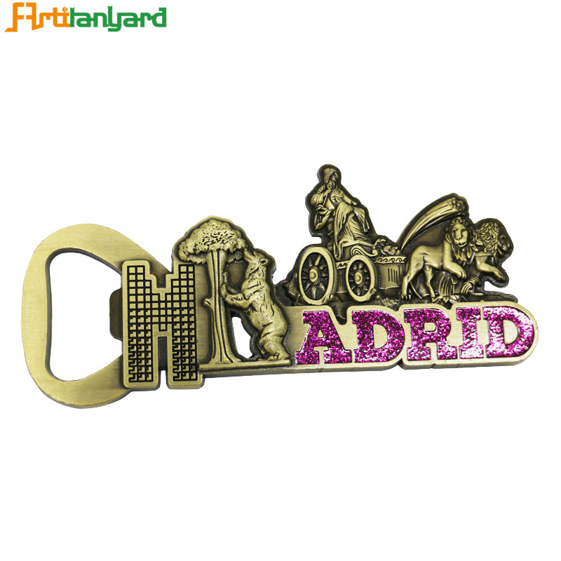 Engraved Logo Bottle Openers
