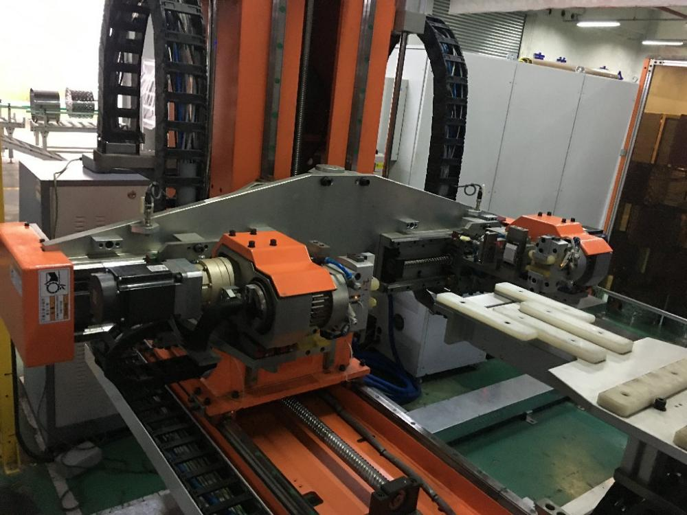 Laser Welding Line For Wm Drum Servo