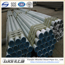 astm a53 schedule 40 galvanized or black steel pipe
