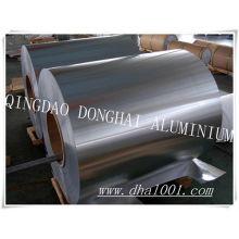 Hojas de aluminio para embalaje y construcción