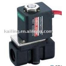 2P Plastic solenoid valves