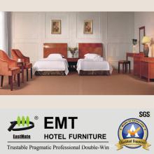 Хороший и высококачественный деревянный набор для спальни в спальне (EMT-B0903)