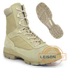 Taktische Stiefel aus Rindsleder Vollkorn Leder / Geeignet für jede Zeit
