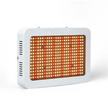 LED crece panel de espectro completo de 1000 vatios