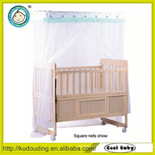 Ce approved european and australia type popular baby wooden double bunk bed