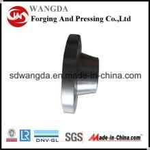 Zhangqui forgée en acier au carbone 300lbs collet