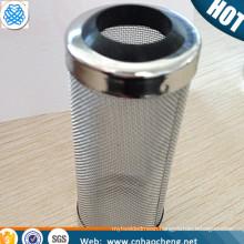 38 micron 304 stainless steel aquarium fish tank filter guard