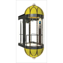 Fjzy Capsule Type Observation Elevator for Sightseeing