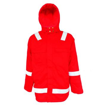 FR Air & Oil Repellent Anti-statik Jaket Musim Sejuk