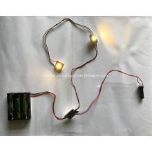 LED de parpadeo de velas, módulo led para pos, pantalla pop, arnés led, pantalla de luz intermitente