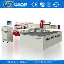 Hohe Qualität und niedriger Preis Art Piece Wasserstrahlschneider Maschine