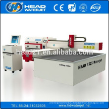 china supplier Reflective metals water jet cutting machine